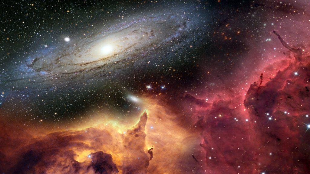 Вселенная: Возраст способы его измерения