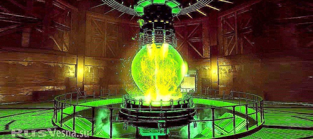 Ядерные реакторы необычных схем