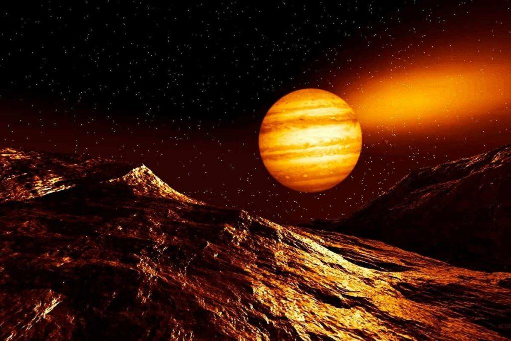 Юпитер: 10 нетривиальных фактов о гиганте и его спутниках