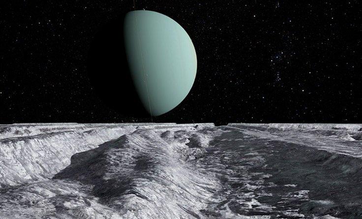 Миранда: Чем ближайший из спутников Урана смог удивить планетологов