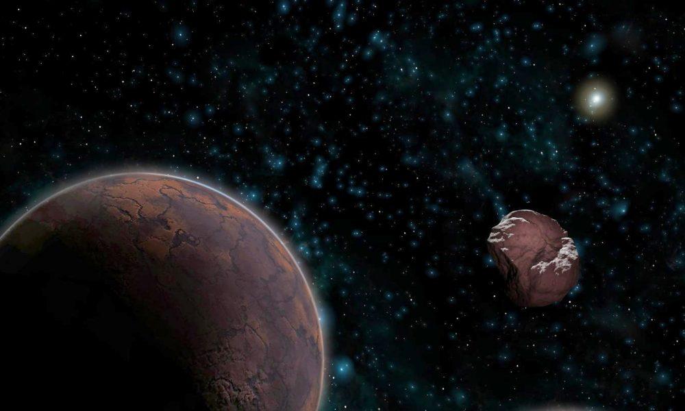 Далёкий Гоблин: Как космические тела попадают в чужие системы