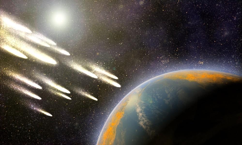 Панспермия: Почему перенос жизни между планетами маловероятен