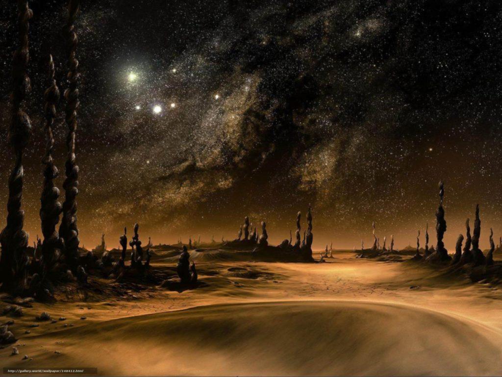 Экзопланеты: Возникнет жизнь в условиях дефицита воды