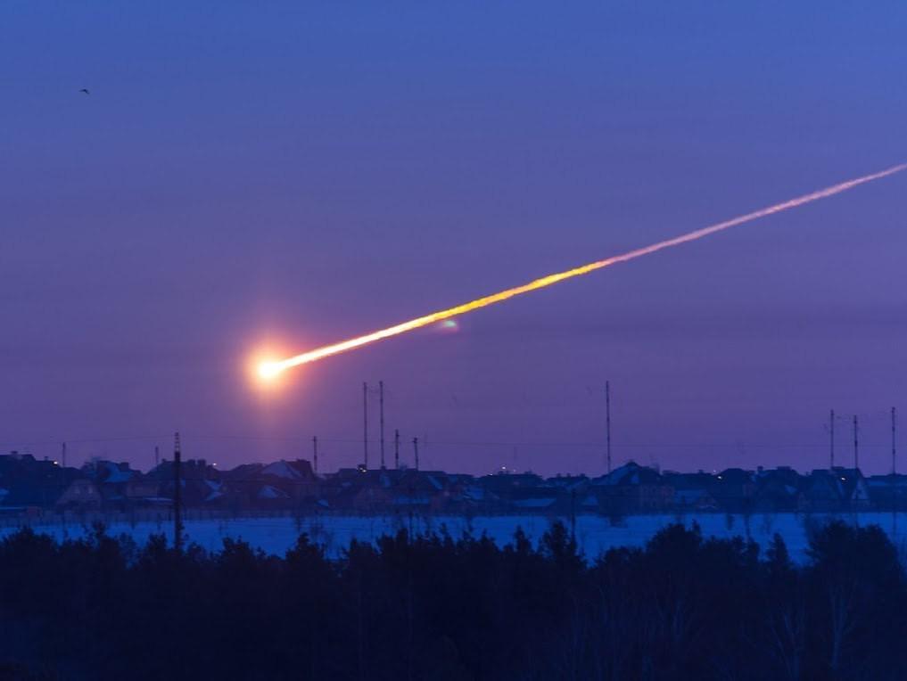 Хондриты: Что в 2013 году взорвалось в небе над Челябинском?