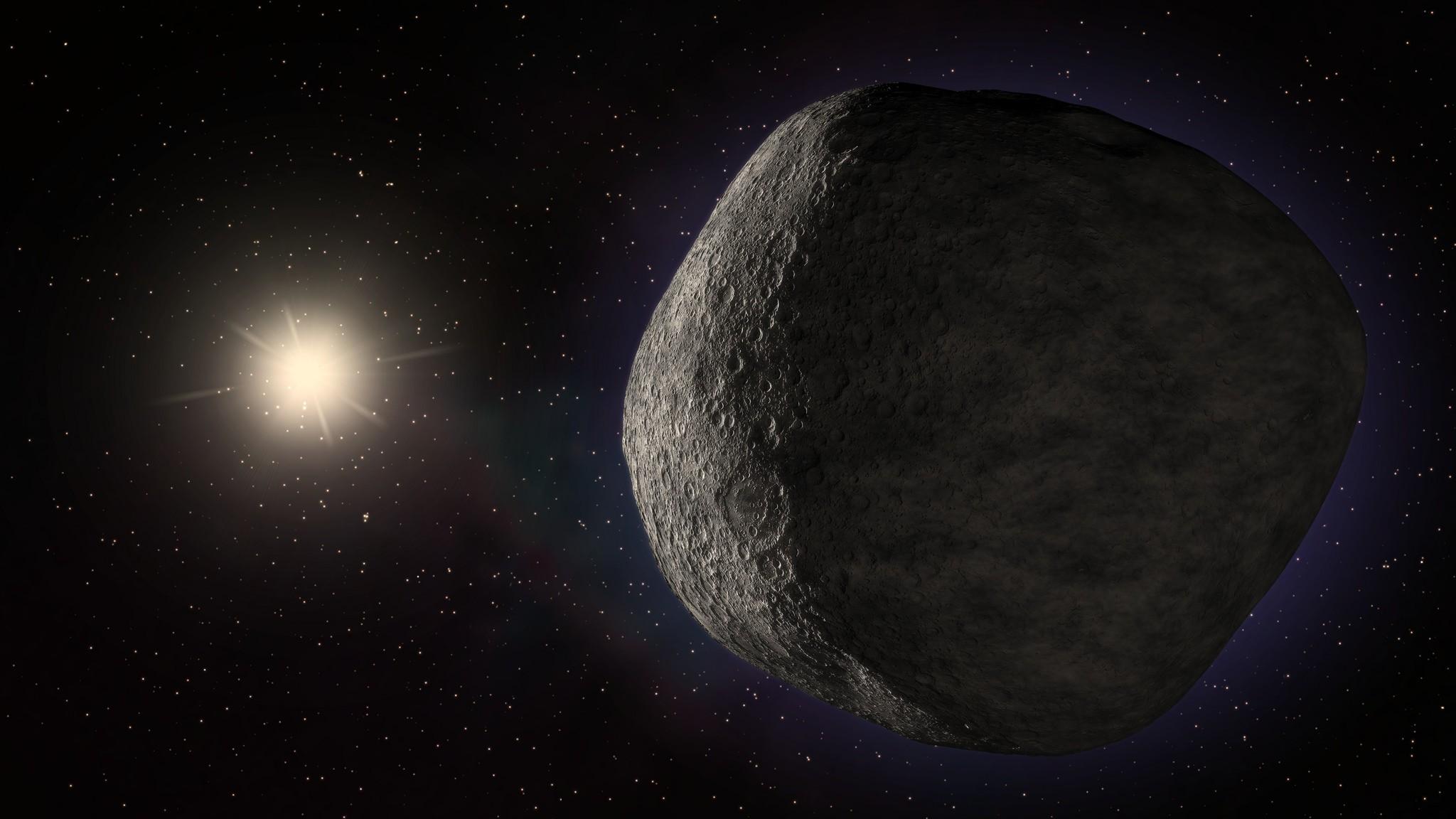 Кометы: Древнее население границ Солнечной системы