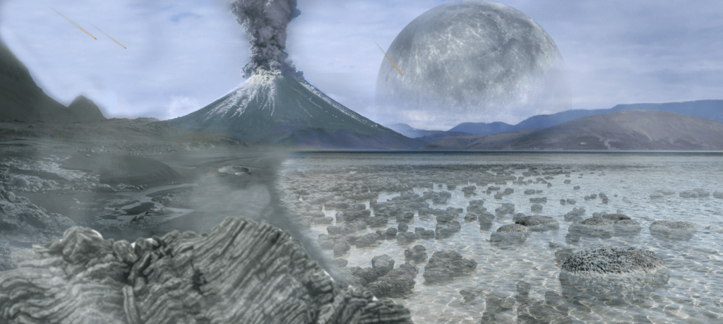 Мезоархей и неоархей: «Земля — биллиардный шар»