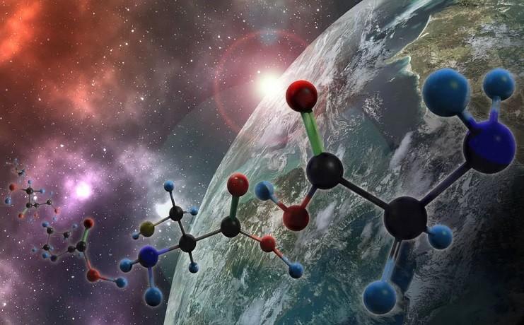 Происхождение жизни: Гипотеза извлечённая из нафталина