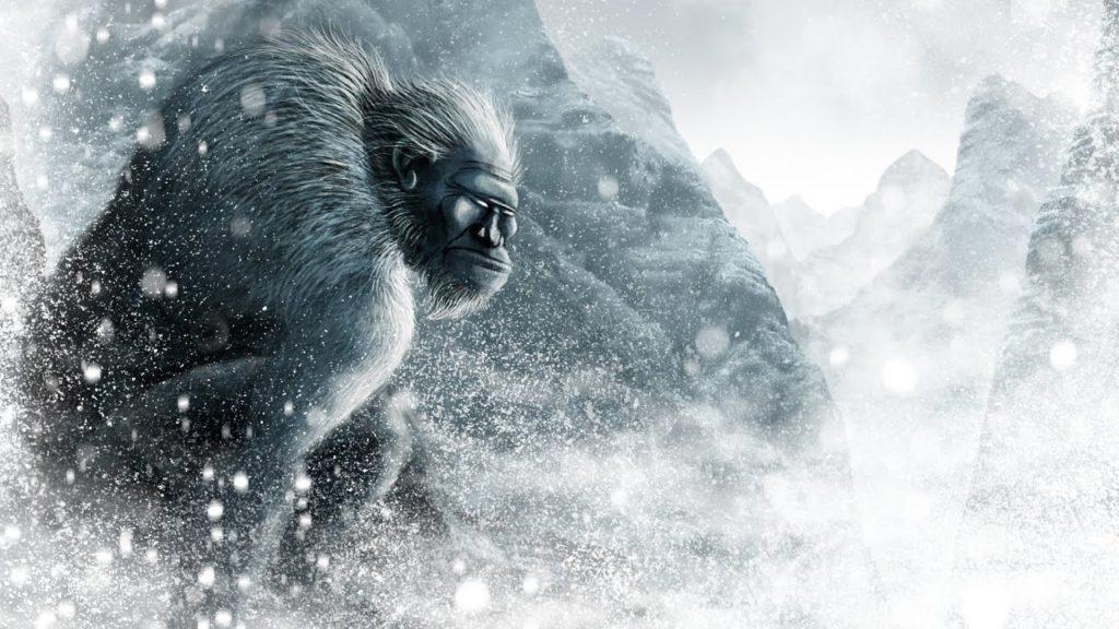 Снежный человек или «снежная обезьяна»? Антропоиды во льдах