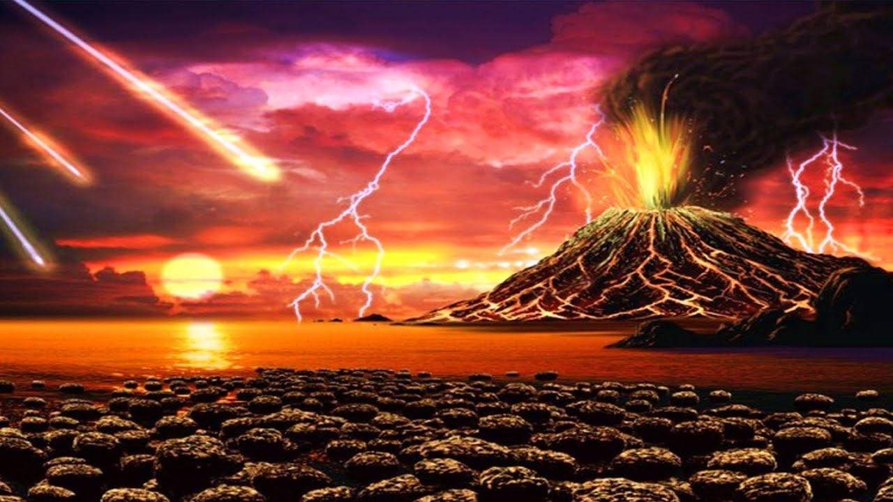 Архей: Как выглядела Земля в начале времён