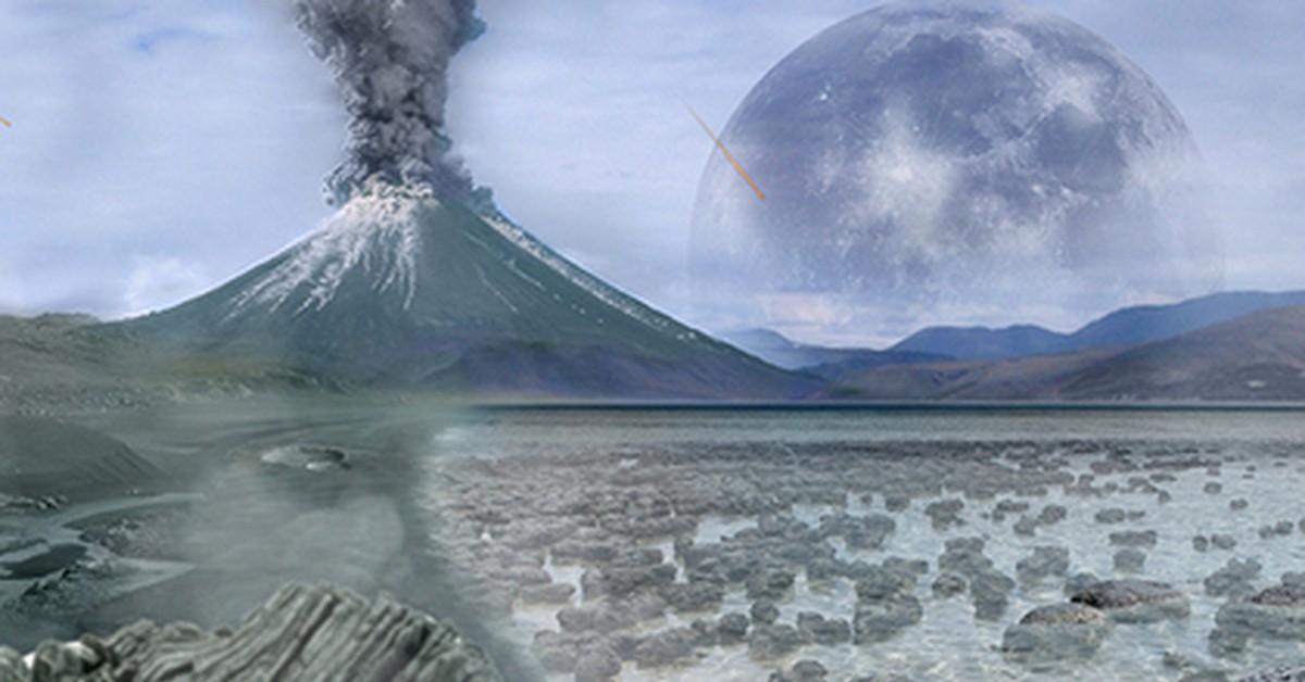 Палеопротерозой: Земля 2.5-1.6 миллиарда лет назад