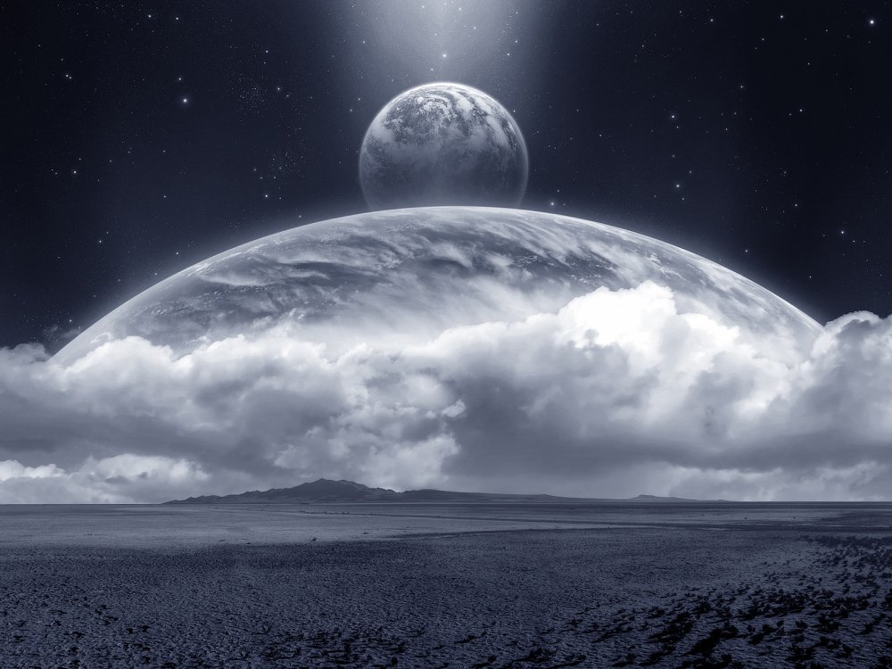 Галерея: Безумный космос