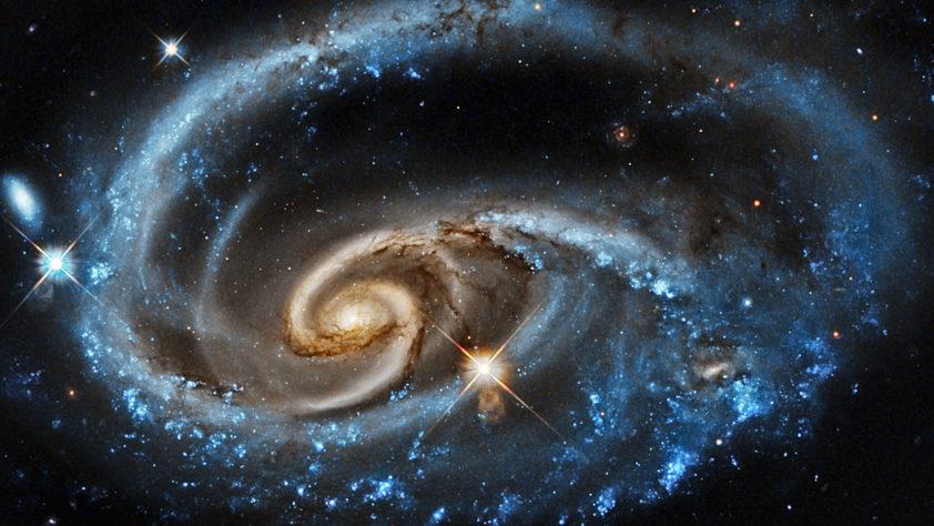Галактики и звёзды