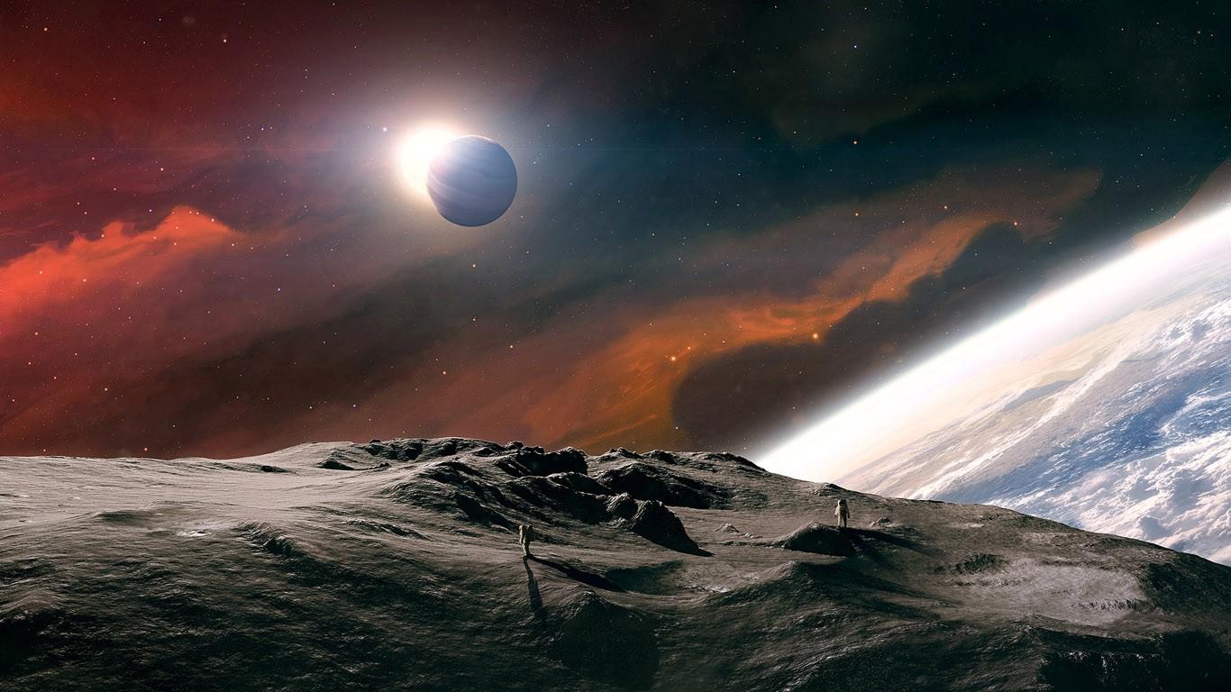 Физика и космос
