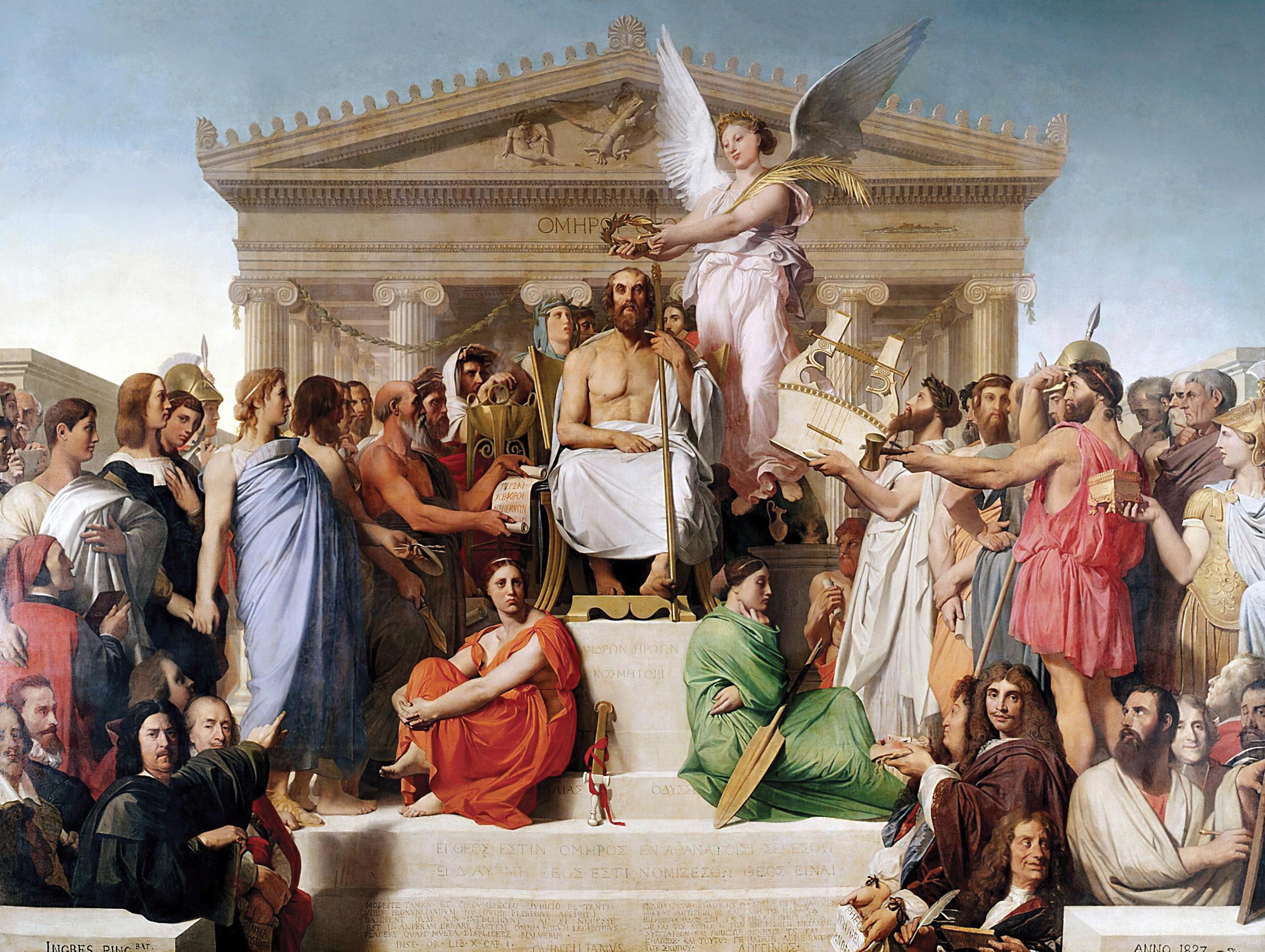 Странности древнегреческой мифологии и гипотеза палеоконтакта