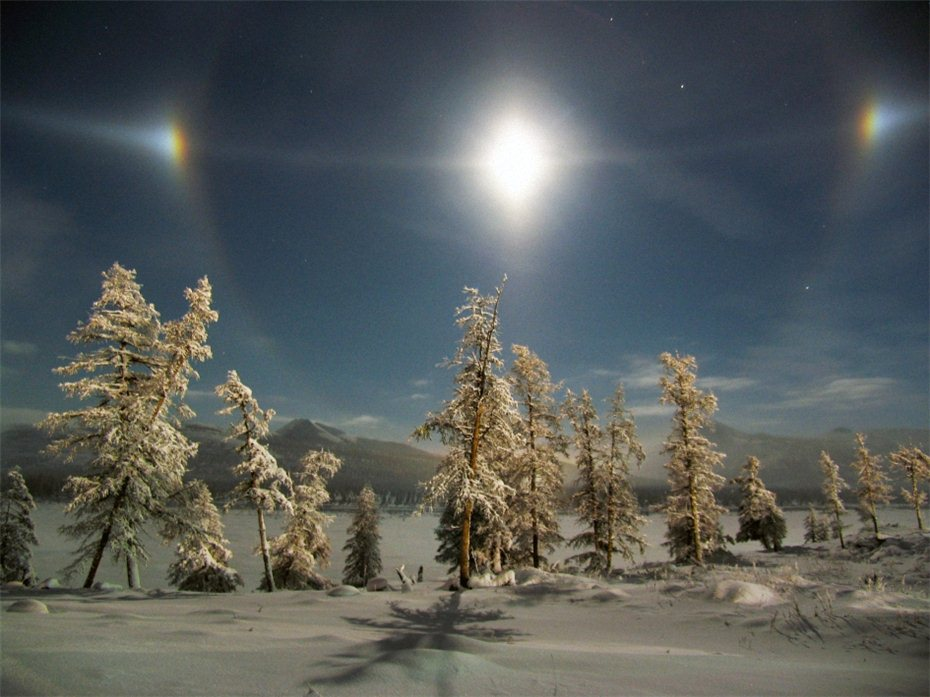 Север и демоны: Призраки в сказках народов Сибири