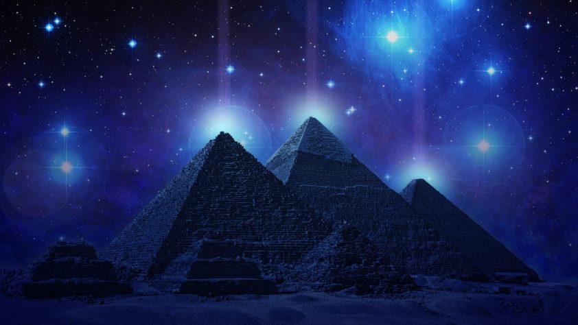 Древние цивилизации и физика запредельного мира
