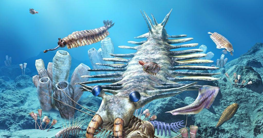 История планеты глазами художников: Геологические эпохи